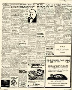 Waterloo Daily Courier, May 29, 1949, Page 2