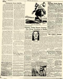 Waterloo Daily Courier, May 29, 1949, Page 4