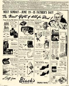 Waterloo Daily Courier, June 14, 1949, Page 22