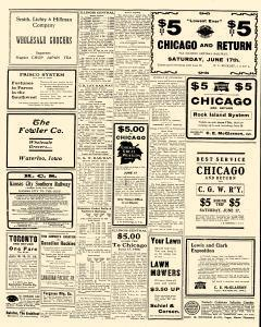 Waterloo Daily Reporter, June 17, 1905, Page 12