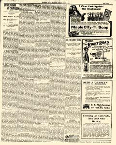 Waterloo Daily Reporter, August 01, 1905, Page 3