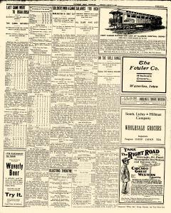 Waterloo Daily Reporter, August 14, 1905, Page 7