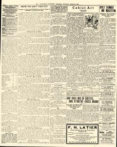 Waterloo Evening Courier, April 21, 1913, Page 4