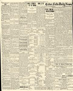 Waterloo Evening Courier, February 17, 1916, p. 8