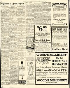 Waterloo Evening Courier, October 25, 1916, Page 6
