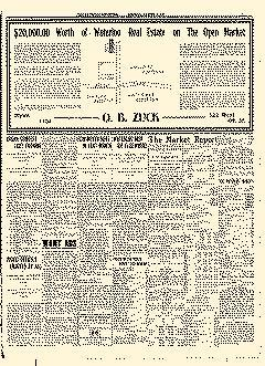Waterloo Reporter, August 05, 1912, Page 7
