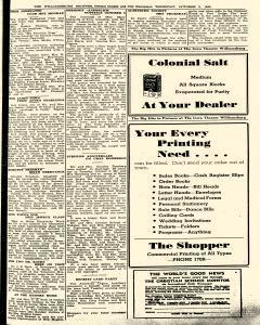 Williamsburg Shopper, October 05, 1939, Page 5