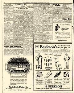 Atchison Morning Globe, March 14, 1926, Page 2
