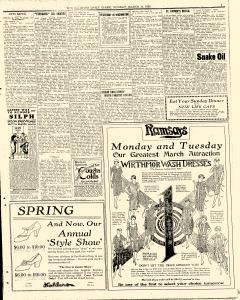 Atchison Morning Globe, March 14, 1926, Page 5
