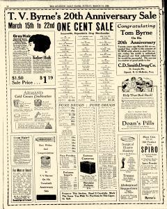 Atchison Morning Globe, March 14, 1926, Page 16