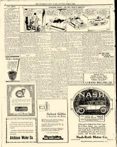 Atchison Morning Globe, June 06, 1926, Page 8