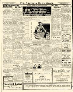 Atchison Morning Globe, June 06, 1926, Page 12