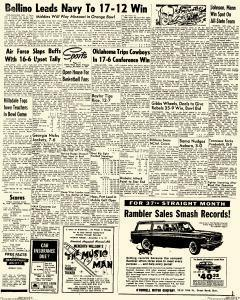 Great Bend Daily Tribune, November 27, 1960, Page 4