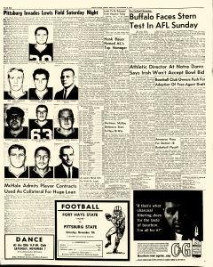 Hays Daily News, November 06, 1964, Page 6
