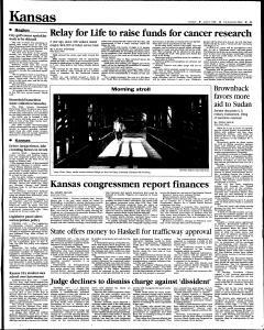Hays Daily News, June 17, 1999, Page 3