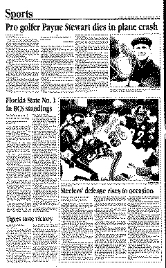 Hays Daily News, October 26, 1999, Page 8