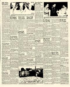Hutchinson News Herald, March 29, 1950, Page 3