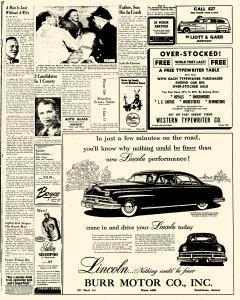 Hutchinson News Herald, March 29, 1950, Page 11