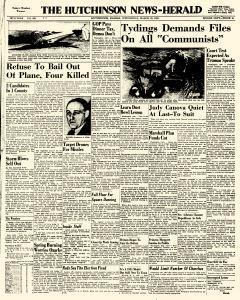 Hutchinson News Herald, March 29, 1950, Page 17