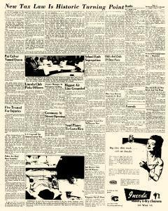 Hutchinson News Herald, August 01, 1954, Page 3