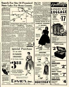 Hutchinson News Herald, August 01, 1954, Page 15