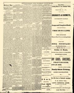 Hutchinson News, August 22, 1872, Page 2
