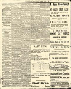Hutchinson News, March 01, 1890, Page 2