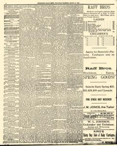 Hutchinson News, March 12, 1890, Page 2