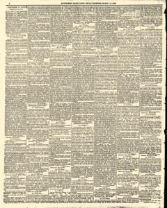 Hutchinson News, March 16, 1890, Page 1