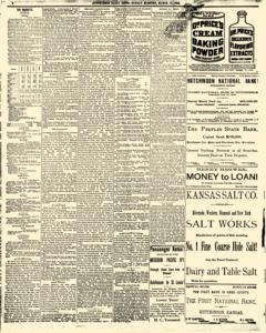 Hutchinson News, March 16, 1890, Page 4