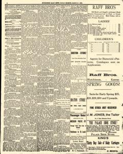 Hutchinson News, March 21, 1890, Page 2