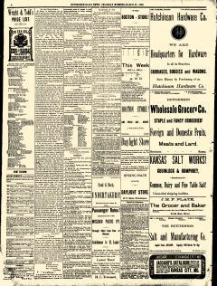 Hutchinson News, March 27, 1890, Page 3