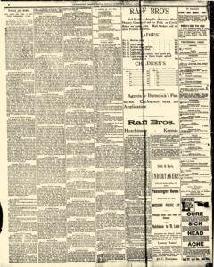 Hutchinson News, April 06, 1890, Page 2