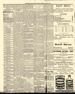 Hutchinson News, April 24, 1890, Page 2