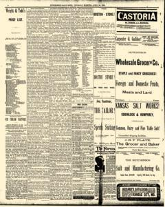 Hutchinson News, April 24, 1890, Page 3