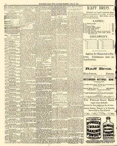 Hutchinson News, April 26, 1890, Page 2