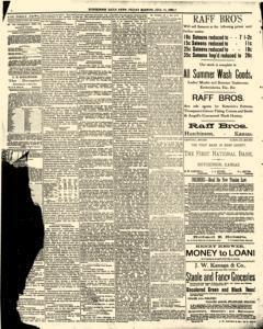 Hutchinson News, July 11, 1890, Page 4