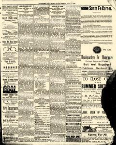 Hutchinson News, July 11, 1890, Page 5