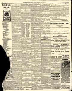 Hutchinson News, July 13, 1890, Page 6