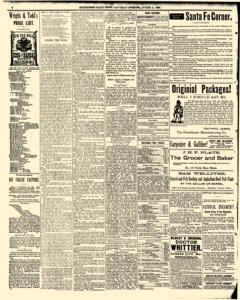 Hutchinson News, August 02, 1890, Page 6