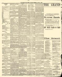 Hutchinson News, August 02, 1890, Page 8
