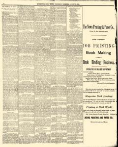 Hutchinson News, August 06, 1890, Page 2