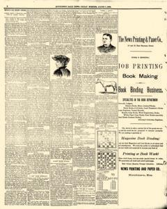 Hutchinson News, August 08, 1890, Page 2