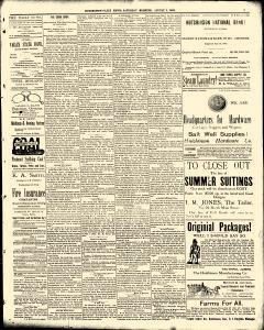 Hutchinson News, August 09, 1890, Page 5