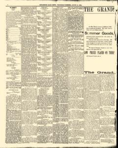Hutchinson News, August 13, 1890, Page 8