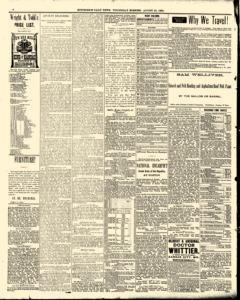 Hutchinson News, August 20, 1890, Page 6