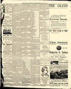 Hutchinson News, August 20, 1890, Page 5