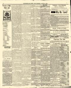 Hutchinson News, August 22, 1890, Page 6