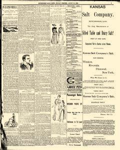 Hutchinson News, August 29, 1890, Page 3