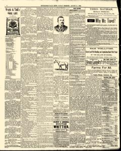 Hutchinson News, August 31, 1890, Page 6